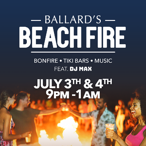 Ballards - Beach Fire Social (7-4-20)