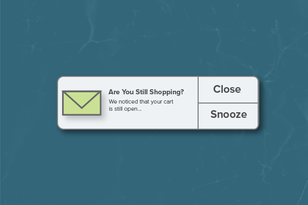 email marketing is timely; email marketing push notifications
