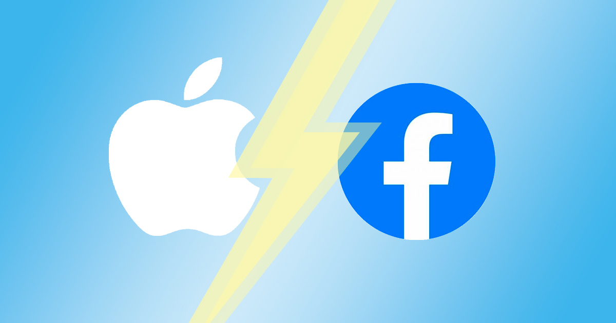 Pay Attention to the Facebook & Apple Feud